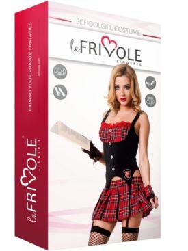 LE FRIVOLE - 02119 DISFRAZ COLEGIALA SEXY VARIAS PIEZAS S/M LE FRIVOLE DISFRACES