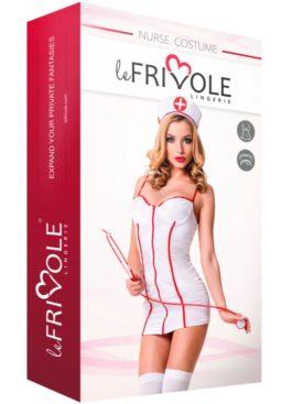 LE FRIVOLE - 02206 DISFRAZ ENFERMERA 2 PIEZAS S/M LE FRIVOLE DISFRACES