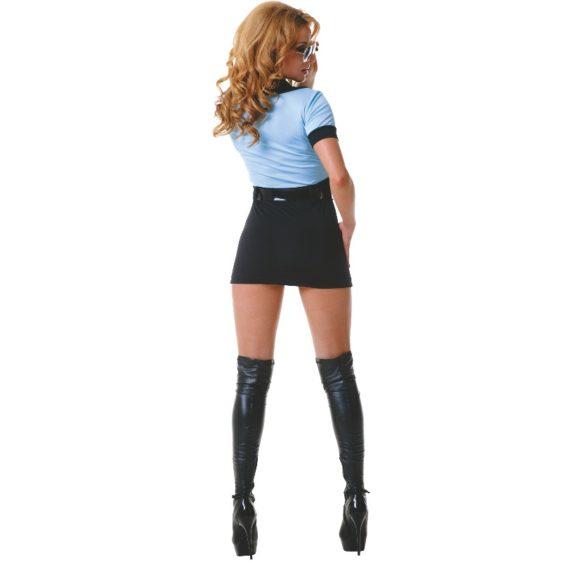 LE FRIVOLE - 02232 POLICE OFFICER COSTUME 5 PIECES SET S/M