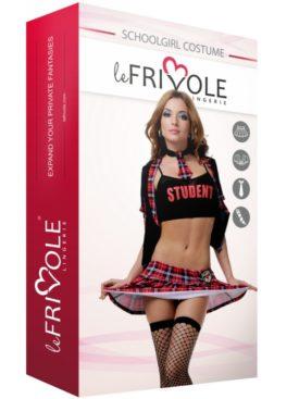 LE FRIVOLE - 02793 DISFRAZ COLEGIALA SEXY VARIAS PIEZAS S/M LE FRIVOLE DISFRACES