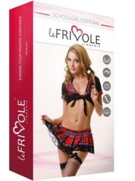 LE FRIVOLE - 02895 DISFRAZ COLEGIALA SEXY VARIAS PIEZAS S/M LE FRIVOLE DISFRACES