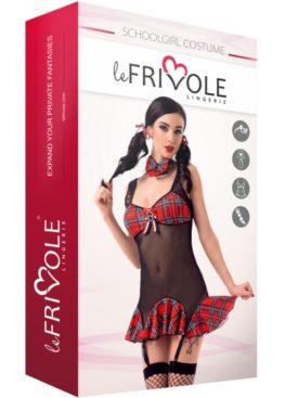 LE FRIVOLE - 02916 DISFRAZ COLEGIALA VARIAS PIEZAS S/M LE FRIVOLE DISFRACES