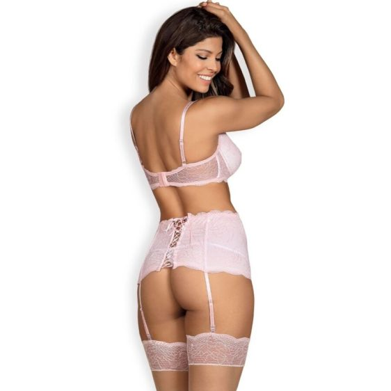 OBSESSIVE - GIRLLY THREE PIECES SET S/M