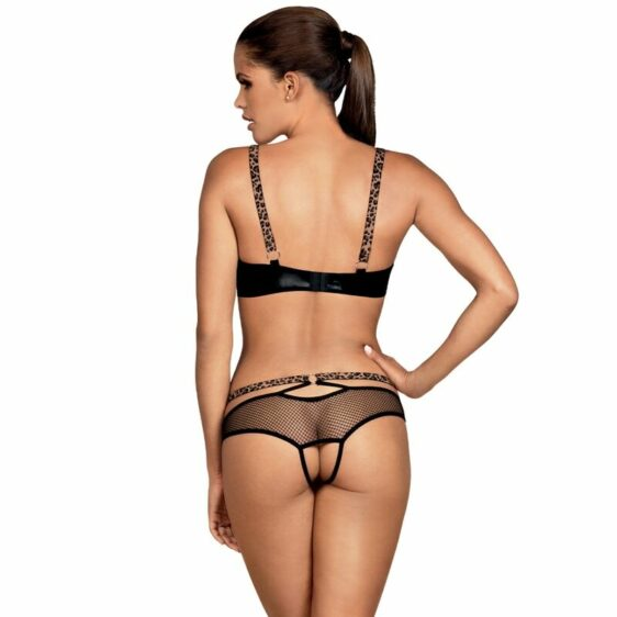 OBSESSIVE - ELECTRICIA TWO PIECES SET S/M
