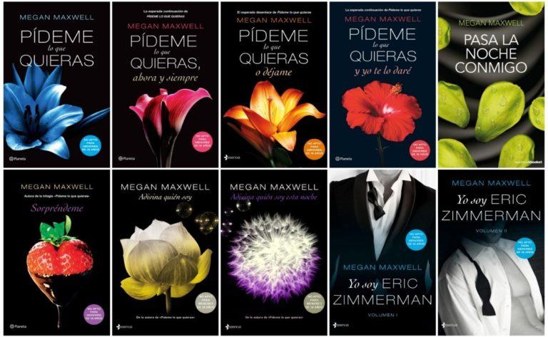 Top 5 libros de Literatura Erótica