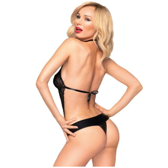 PENTHOUSE PERFECT LOVER TEDDY - BLACK S/M